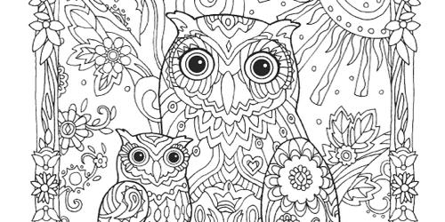 Galerry animal coloring book amazon