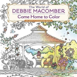 Featured new coloring book release: Come Home to Color