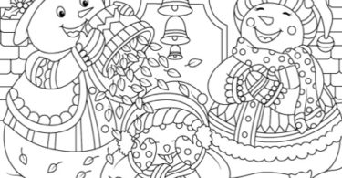 christmas coloring books jade summer page1 375x195jpg