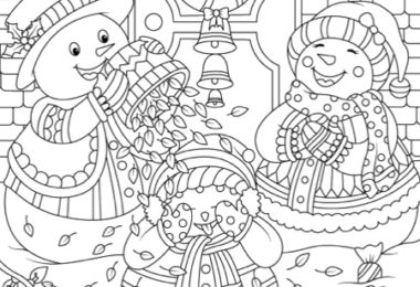 christmas coloring books jade summer page1 380x260jpg